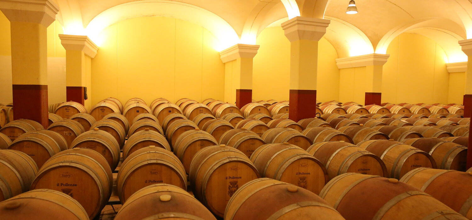 Book now your visit to the Il Pollenza Estate and vinery